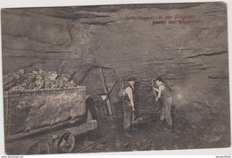 Luxembourg Differdingen In Der Erzgrube Laden Der Waggonets - Differdingen