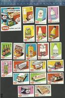 VIVO - EIGEN MERKEN 1e SERIE - 1978  Matchbox Labels THE NETHERLANDS - Matchbox Labels