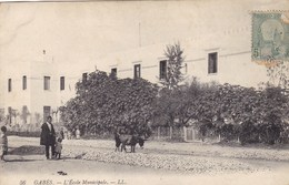 Tunis - Gabès - L'Ecole Municipale - Túnez