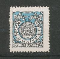 Portugal Service N°21 Noir Et Bleu Neuf *. TB P162 - 1910-... Republic