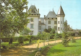 24 - Lalinde - Le Château De Sauveboeuf - France
