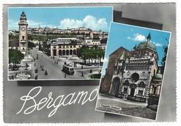 6610 - BERGAMO 2 VEDUTE 1969 - Bergamo