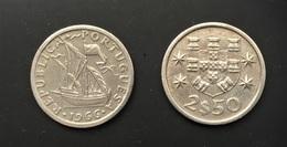 $F73-2$50 Coin - Portugal - 1966 - Portugal