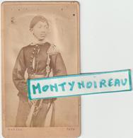 Vieux Papier : Photo  Un Peu Décollée  De  JAVA  ( Woodbury Et Page  Photo) - Non Classés