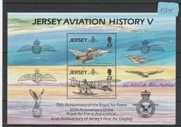 Großbritannien   Jersey   Postfrisch    MiNr. Block 7 - Jersey