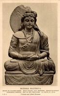 CPA Buddha Maitreya - Victoria And Albert Museum - Arts