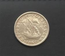 $F74-2$50 Coin - Portugal - 1967 - Portugal