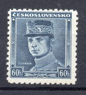 SLOVAKIA 1939 ,MH,  M.R.STEFANIK - Slowakische Republik