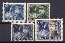 SLOVAKIA 1940 ,MH, - Slowakische Republik