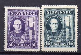 SLOVAKIA 1939 ,MH, - Slowakische Republik