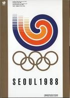 JO88-E/L5 - JEUX OLYMPIQUES SEOUL 1988 - Olympic Games