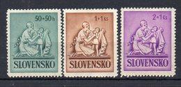 SLOVAKIA 1941 ,MH, - Slowakische Republik
