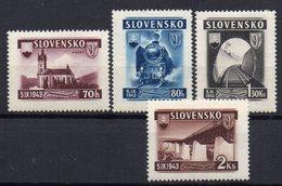 SLOVAKIA 1943 ,MNH, - Slowakische Republik