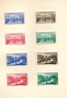 Vignettes Erinnophilie - Commemorative Labels