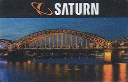 GERMANY Gift-card Saturn - Köln - Brücke - Gift Cards