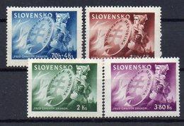 SLOVAKIA 1944 ,MNH, - Slowakische Republik