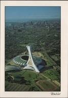 JO04-E/L1 - MONTREAL Stade Olympique Et Centre-ville - Olympic Games
