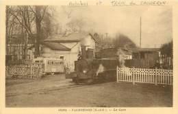95 VALMONDOIS - La Gare - Valmondois