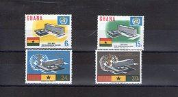 Ghana. Nouveau Siège De L'OMS - Ghana (1957-...)