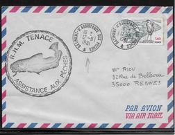 Thème Pêche - France - Enveloppe - TB - Other
