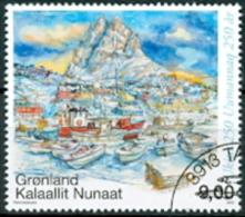 GROENLAND 2013 250 Jaar Uummannaq GB-USED. - Groenlandia