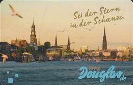 GERMANY Gift-card Douglas - Hamburg 3 - Gift Cards