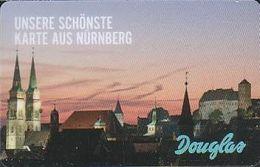 GERMANY Gift-card Douglas - Nürnberg - Gift Cards