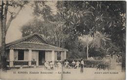GUINEE FRANCAISE - KINDIA - Le Buffet - Frans Guinee