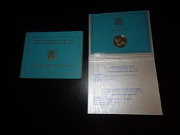 VATICAN 2019 2 Euro Commémorative 90ème Anniversaire De L'Institution De L'Etat Du Vatican - Vatican