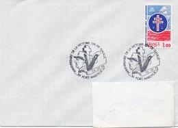 FORT MARDYCK (NORD) : GENERAL DE GAULLE Oblitération Temporaire 1995 - De Gaulle (General)