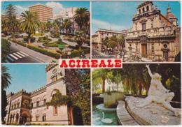 ACIREALE - CATANIA - VEDUTINE - VIAGG. -4076- - Catania