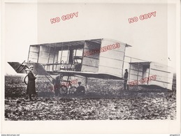 Au Plus Rapide Grand Format Tirage Années 50 D'après Original Aéroplane Voisin - Aviation