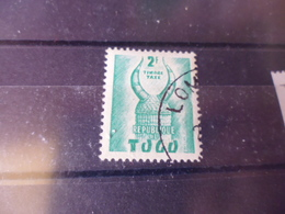 TOGO  REFERENCE  YVERT N° TAXE 56 - Togo (1960-...)