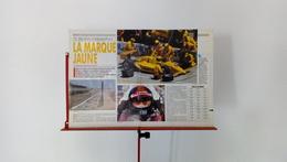 Ancienne Coupure De Presse Automobile De 1988 72ème 500 Miles D'Indianapolis - Autorennen