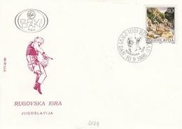 YUGOSLAVIA FDC 2189 - FDC