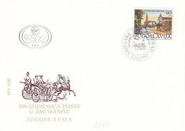 YUGOSLAVIA FDC 2229 - FDC