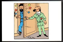 "TINTIN. D'après L'album: ""Objectif Lune"".. - Comics"