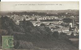 SAINT-JEAN DE LUZ          (  PYRÉNÉES -ATLANTIQUES  )   VUE GÉNÉRALE PRISE DE CIBOURE - Saint Jean De Luz