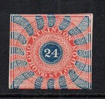 GB ;  Atkinson Stamp ; Or Cut Out; Old Bond Street ; London - 1952-.... (Elisabeth II.)