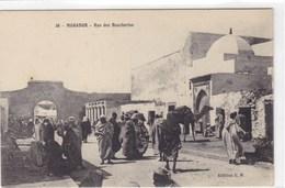 Maroc - Mogador -rue Des Boucheries - Altri