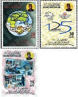 Ref. 49173 * MNH * - BRUNEI. 1999. 125th ANNIVERSARY OF UPU . 125 ANIVERSARIO DE LA UPU - Brunei (1984-...)