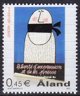 Aland 2003 Europa, Poster Art, MNH (EU) - Aland