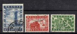 BELGICA  823/5 En Usado. Cat.12 € - Used Stamps