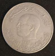 TUNISIE - TUNISIA - 1 DINAR 1983 - KM 304 - Habib Bourguiba - FAO - Tunisia