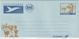 Botswana / Aerogramm ** (BJ30) - Botswana (1966-...)