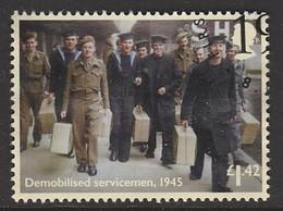GB 2020 End Of 2nd World War £1.42 Not Yet Cat: O Used - 1952-.... (Elisabeth II.)