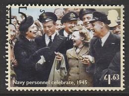 GB 2020 End Of 2nd World War £1.63 Not Yet Cat: O Used - 1952-.... (Elisabeth II.)