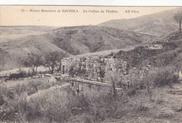 Algérie - Ruines Romaines De Djemila - La Colline Du Théâtre - Algeria
