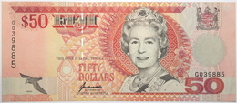Fidji - 50 Dollars - 1996 - PICK 100a - SPL - Fiji