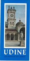 Tourism Brochure 1969 - Udine - Italy / Italia - Ente Provinciale Per Il Turismo - Tourism Brochures